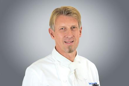 Bernd Ackermann, Leiter Küche