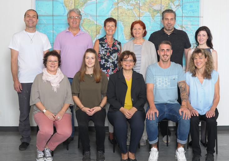 OSSL-Lehrpersonen-Team