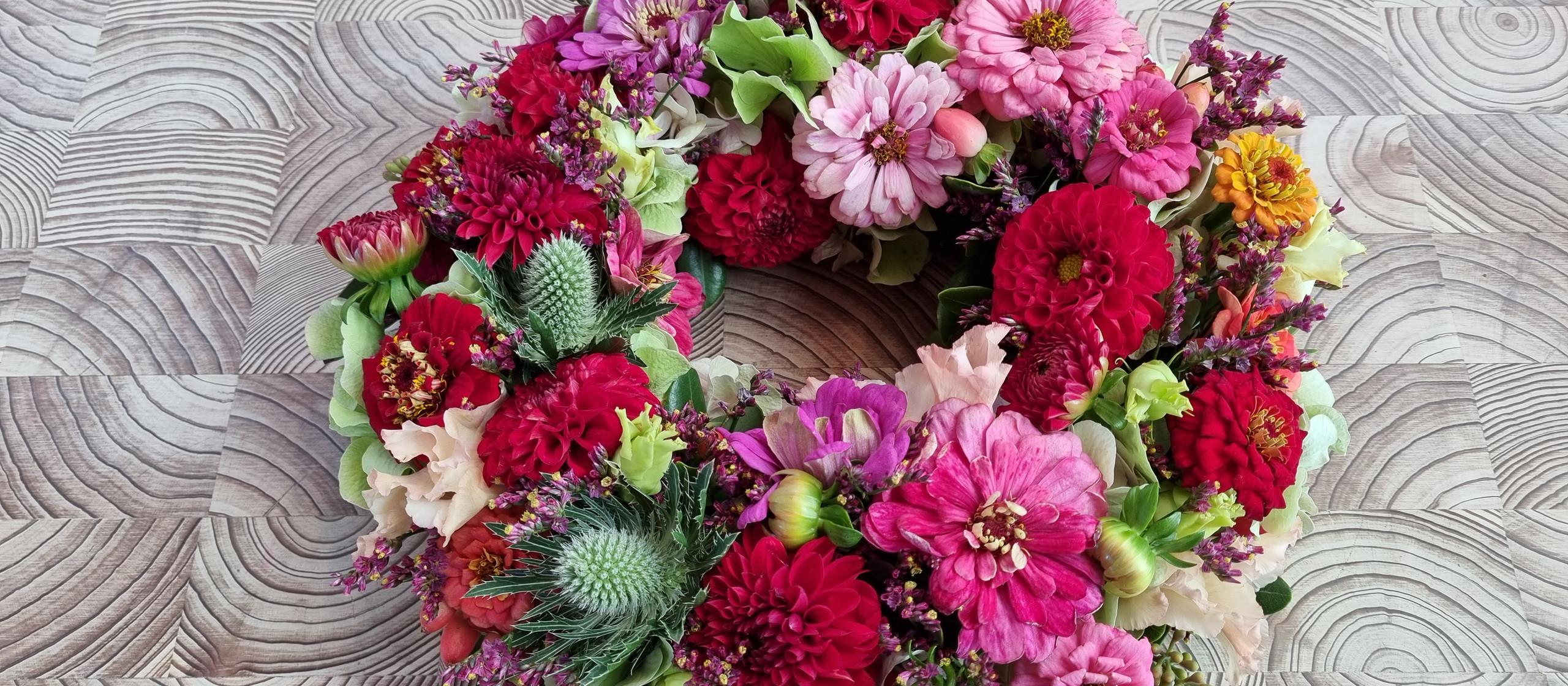 Schöne Schnittblumen zum Muttertag