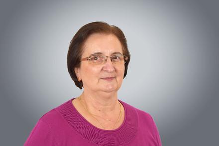 Angelina Markovic, Leiterin Wäscheversorgung