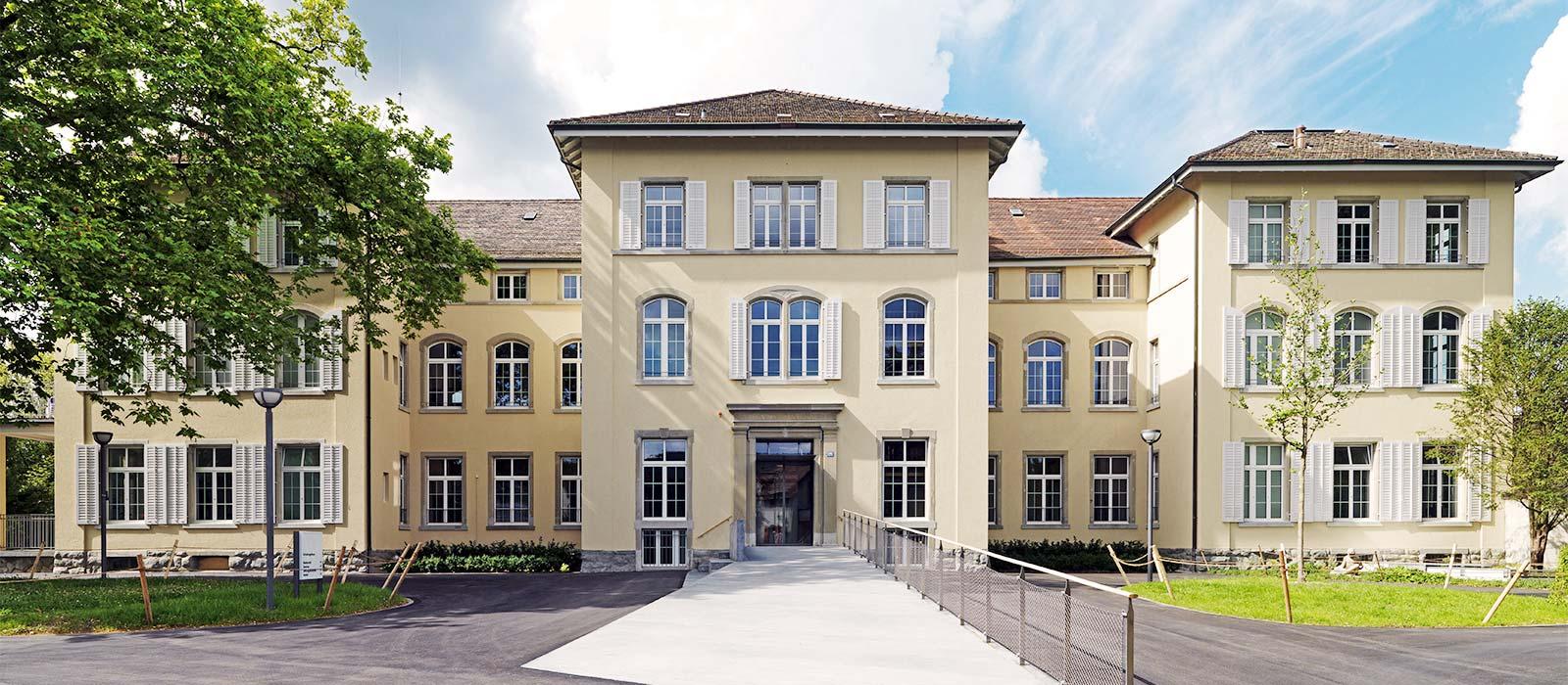 Das Gründungshaus
