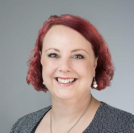 Caroline Menzi, Leiterin Gastronomie und Reinigung
