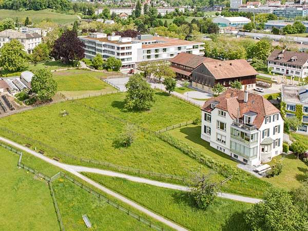 Schweizerische Epilepsie-Klinik an der Klinik Lengg AG