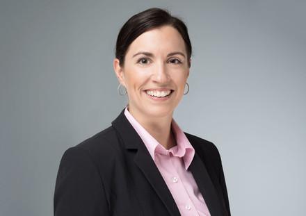 Helene Jaussi, Leiterin Reception